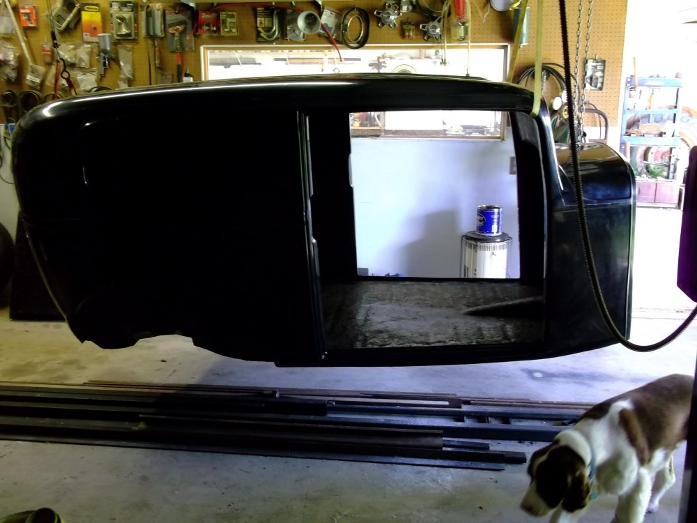 how to build a fiberglass car couch